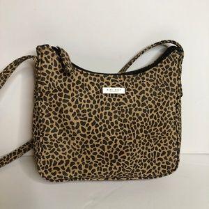 Nine West  Leopard Print Small Mini Bag Purse